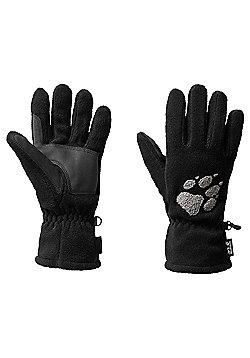 Jack Wolfskin Paw Gloves - Black