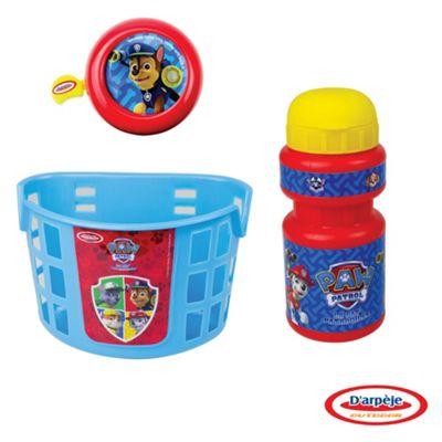 Paw Patrol Basket Bottle Bell