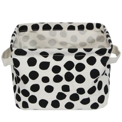 Dalmation Spot Storage Tub