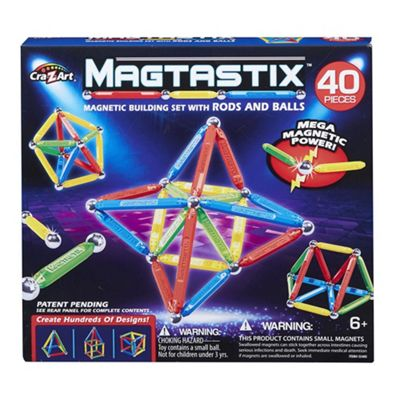 Magtastix 40 piece set