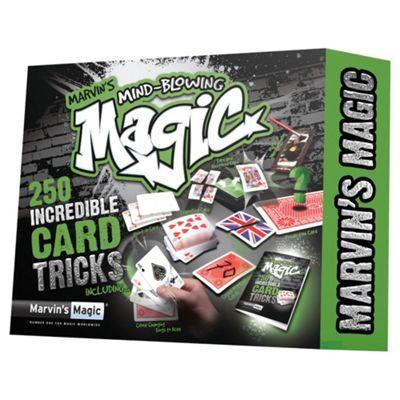 Marvin's Magic 250 Mind-Blowing Card Tricks