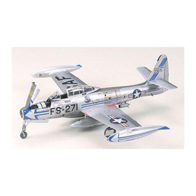 Republic F-84G Thunderjet - 1:72 Scale Aircraft - Tamiya