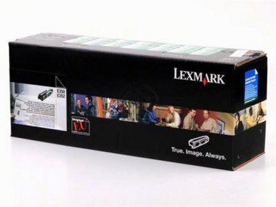 Lexmark 24B5587 3000pages Cyan laser toner & cartridge