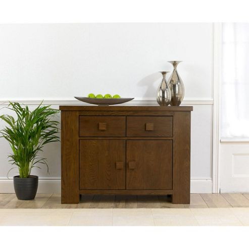 Mark Harris Furniture Barcelona Oak Sideboard - Medium