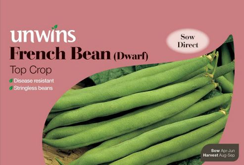 French Bean Top Crop
