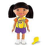 Dora The Explorer - Football Dora - Mattel