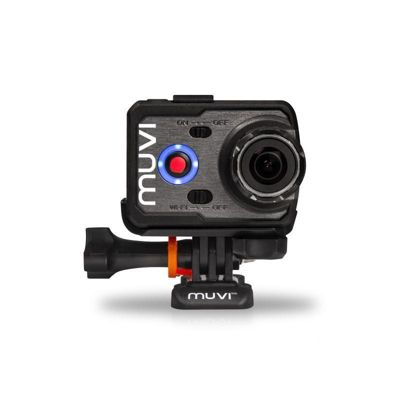Veho Muvi K-Series K-2 SPORT Wi-Fi Handsfree Action Camera (VCC-006-K2S)