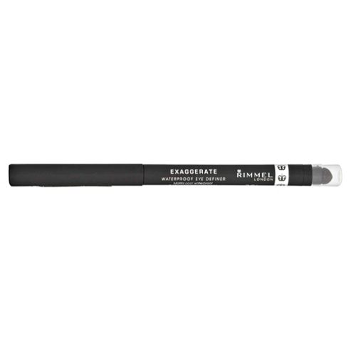 Rimmel Exaggerate Waterproof Eye Definer Noir