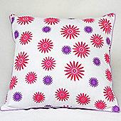 Bursting Blooms Children's Cushion