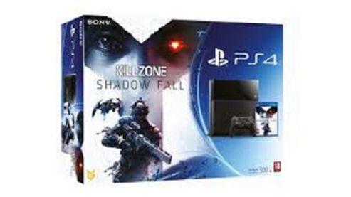 PlayStation 4 (PS4) with Killzone