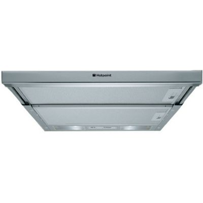 Hotpoint First Edition Standard Hood, HSFX.1, 60cm - Stainless steel