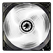 Game Max Sirocco 4 x White LED 12cm Cooling Fan