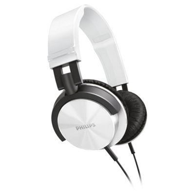 Philips SHL3000WT  On Ear Headphones White