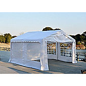Outsunny Garden Gazebo Marquee Waterproof (4x4m)
