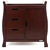 OBaby Stamford Changing Unit (Walnut)