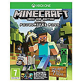 Minecraft: Xbox One Edition Favorites Pack - Limited Edition