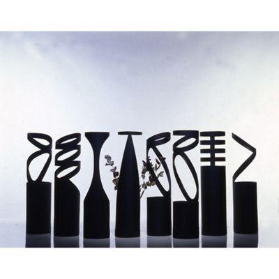 Progetti Neri Flower Vase in Black