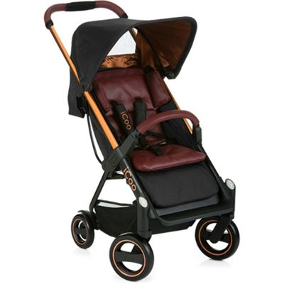 iCoo Acrobat Stroller (Copper Black)