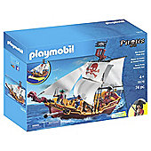 Playmobil 5678 Red Serpent Pirate Ship
