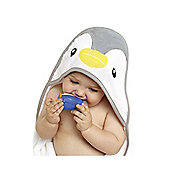 Penguin Hooded Baby Bath Towel