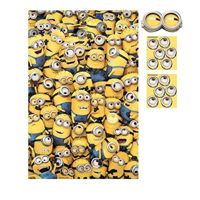 Despicable Me Minions Party Game Accessories