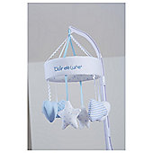 Clair de Lune Little Dreams Baby Mobile, Blue