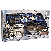 Soldier Force Camp Playset