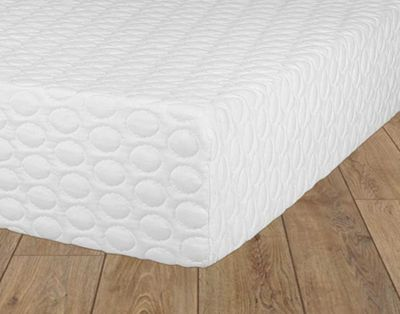 Ultimum AFVIMLF40 Small Double Size Latex and Memory Foam 4 0 Mattress - Firm