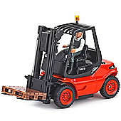 Rc Linde H 40 D Forklift Truck 1:14 Scale - Carson Radio Controlled