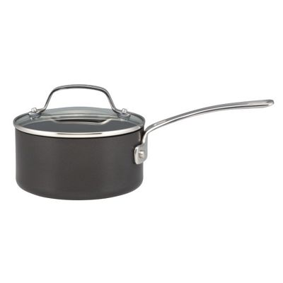 Circulon Genesis Plus Hard Anodized Saucepan, 20cm