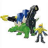 Fisher Price Imaginext Dino Stegosaurus