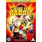 Kung Fu Rabbit Dvd