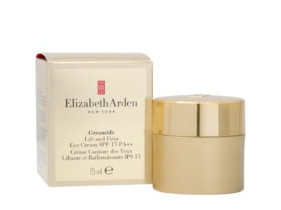 Elizabeth Arden Ceramide Lift And Firm Eye Cream SPF 15 15ml
