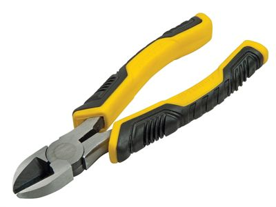 Stanley ControlGrip Diagonal Cutting Pliers 200mm