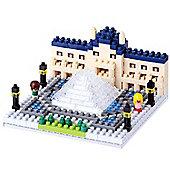 Louvre Building Sets - Construction