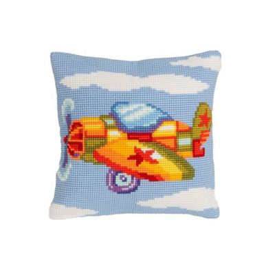 Collection D Art Fly Boy Cushion Kit
