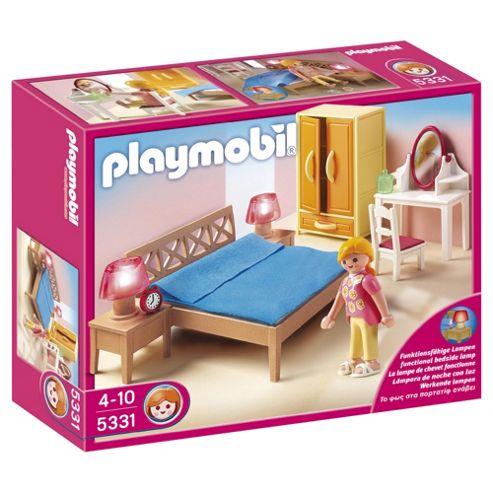 Playmobil 5331 Dollhouse Parents Bedroom