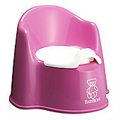 BabyBjorn Potty Chair (Pink)