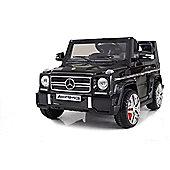 Licensed Mercedes-Benz G65 12V Kids Electric Ride On Car Lights Sounds MP3