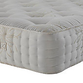 Relyon Super King Mattress, Pocket Sprung with Natural Silk