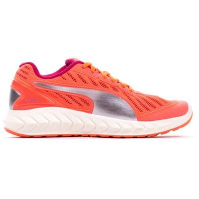 Puma Ignite Ultimate Womens Running Trainer Shoe Fluo Peach - UK 6
