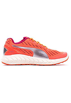 Puma Ignite Ultimate Womens Running Trainer Shoe Fluo Peach - UK 6