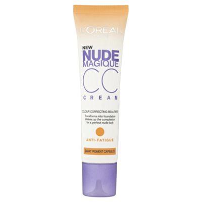 L'Oréal Nude Magique CC Cream Anti-Fatigue 30ml