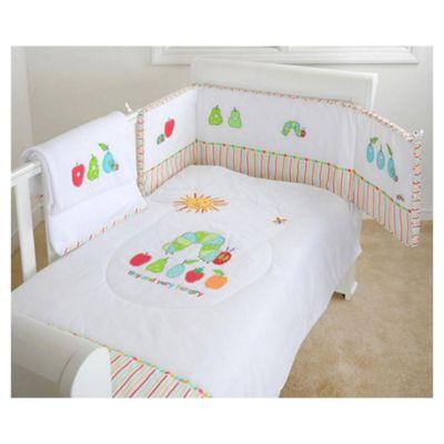 Saplings Larrisa  Piece Nursery Room Set White