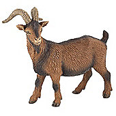 PAPO Farmyard Friends Brown Billy Goat