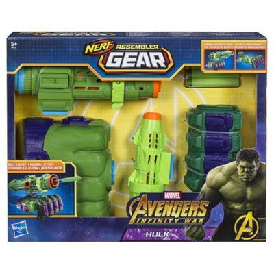 Marvel Avengers: Infinity War Nerf Hulk Assembler Gear