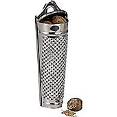 """""""Kitchen Craft Stainless Steel Nutmeg & Spice Grater, Carded"""""""