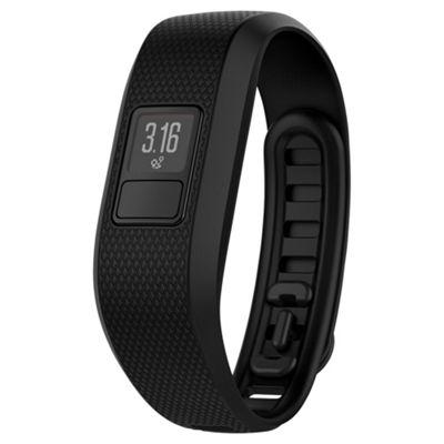 Garmin Vivofit 3 Fitness Tracker, Regular - Black