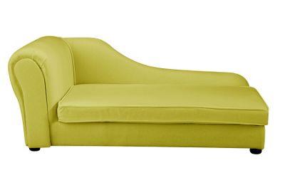 Children's Chaise Longue - Green
