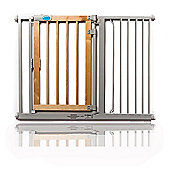 Bettacare Auto Close Gate Wooden with 36cm Extension
